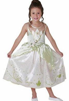 Rubies Royal Tiana Dress Up Outfit - 3-4 Years
