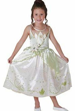 Rubies Royal Tiana Dress Up Outfit - 5-6 Years