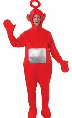 Teletubbies Po Costume - 38-40 Inches