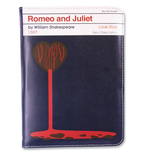 Romeo And Juliet By William Shakespeare E-Reader