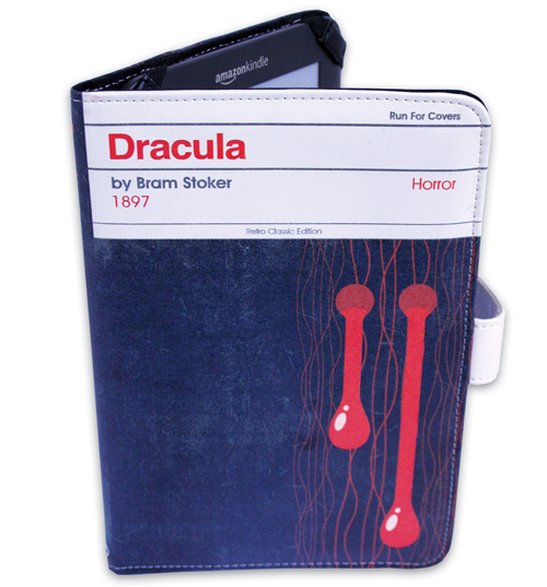 Dracula By Bram Stoker E-Reader Cover For Kindle