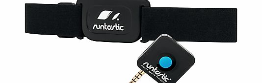 Runtastic Receiver and Heart Rate Monitor