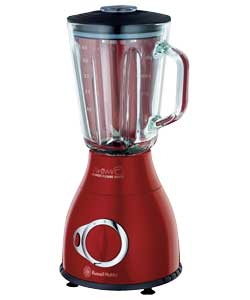 RUSSELL HOBBS MPW Flame Red Blender