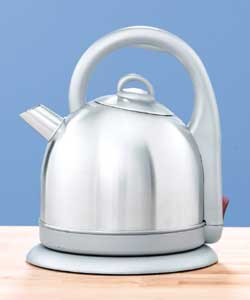 RUSSELL HOBBS Brushed Stainless Steel Dome Kettle