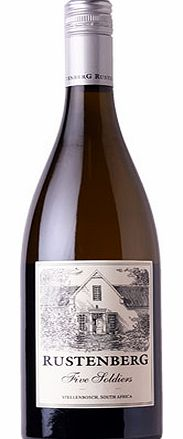 Five Soldiers Chardonnay 2011,