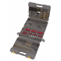 Combination Drill Bit Set 215 Pieces