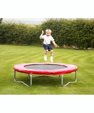 S L L TRAMPOLINE 6ft and cover.