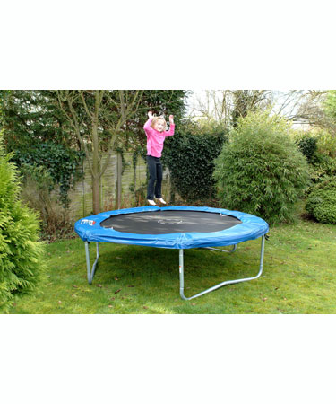S L L TRAMPOLINE 8ft and cover.