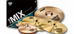 Garage Mix Cymbal Pack - 14 Inch HH 16+18