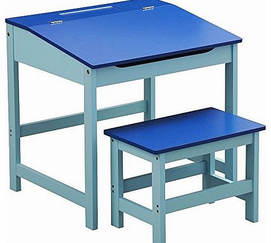 Desk And Stool