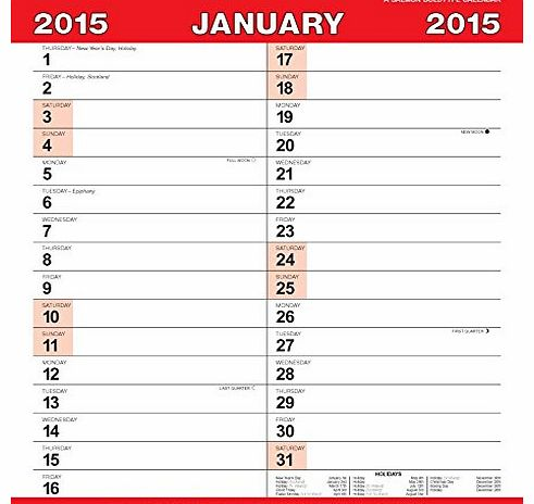 Ice Age 2 Calendar