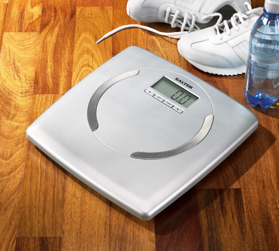 9140 Body Fat/body Water Analyser Scale