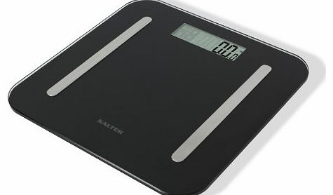 StowAWeigh 9147 BK3R Body Analyser Bathroom Scale