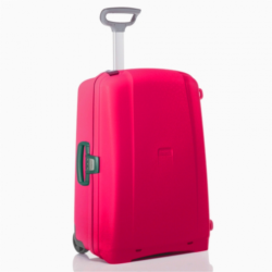 Aeris Upright 64cm Roller Case Pink D1820064