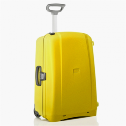 Aeris Upright 64cm Roller Case Yellow D1806064