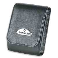 Camera Case ~ Makemo BLACK Leather Model 44 - 26474 - SPECIAL