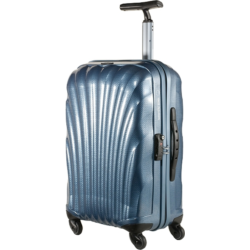 Cosmolite Spinner Case 79cm Blue + Free Luggage