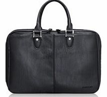 Brief case synethic leather up to 15.6 Black
