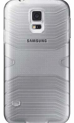 Galaxy S5 Protective Cover - Grey