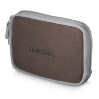 Samsung SCP-A37 Brown Camera Case - For the