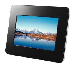 SPF-71ES 7 inch Digital Photo Frame -