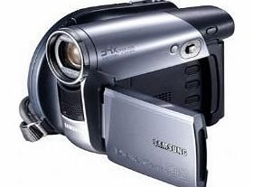 Samsung VP-DC173/XEU Multi Format DVD Camcorder With Card Slot