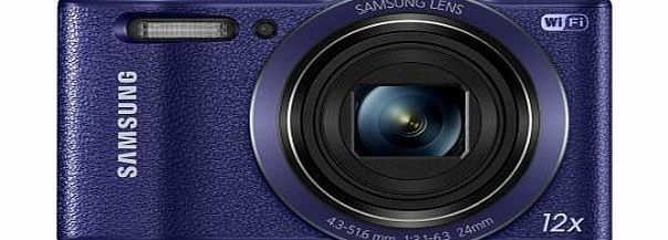 WB35F Smart Camera - Purple (16.2MP, Optical Image Stabilisation) 2.7 inch LCD