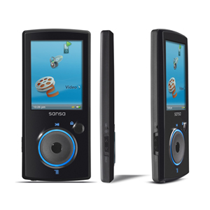 sandisk sansa clip 1gb mp3 player manual