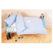 Junior Bed, Blue