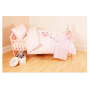 Junior Bed, Pink