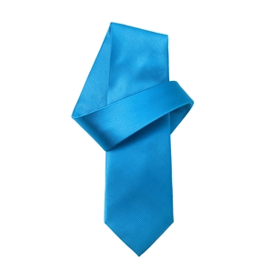 Turquoise Pure Silk Tie