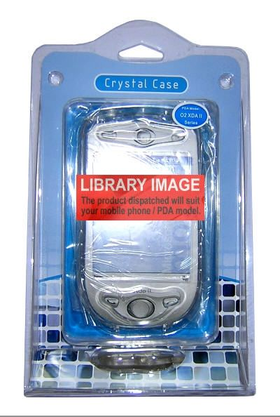 BlackBerry 5820 Compatible Crystal Case