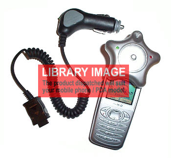 BlackBerry Pearl 8100 Compatible Car Handsfree Kit