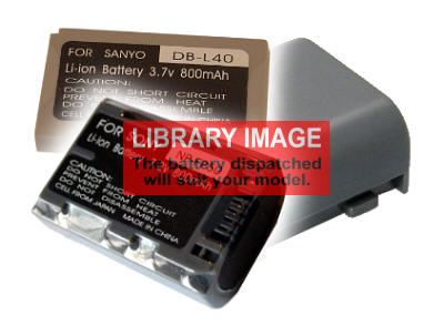 SB Dell W1605 4400mAh Laptop Battery - Metallic