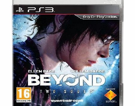 Beyond Two Souls on PS3