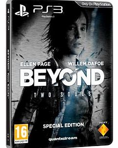Beyond Two Souls Steel Book Edition with