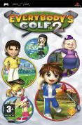 Scee Everybodys Golf 2 PSP