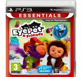 EyePet & Friends Move (Essentials) on PS3