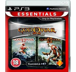 God of War Collection Volume 1 (Essentials) on PS3