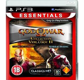 God of War Collection Volume 2 (Essentials) on PS3
