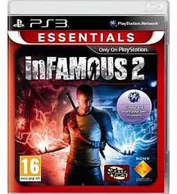 Infamous 2 - Essentials on PS3