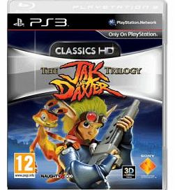 Jak and Daxter Trilogy HD Collection on PS3