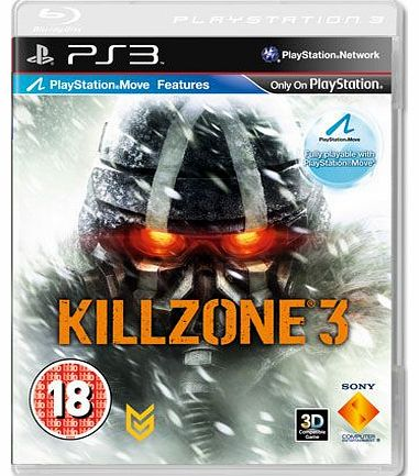 Killzone 3 (Playstation Move Compatible) on PS3