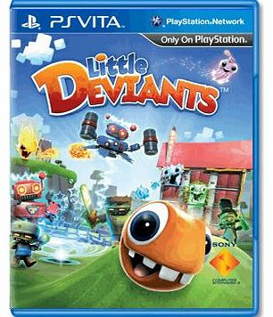 Little Deviants on PS Vita