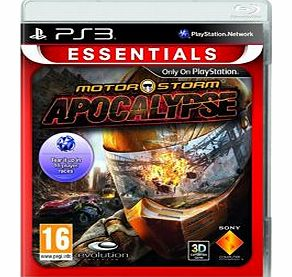 Motorstorm Apocalypse (Essentials) on PS3