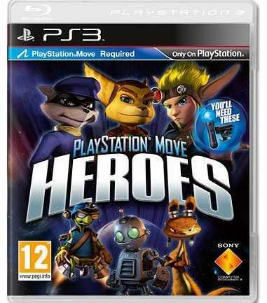 Move Heroes on PS3