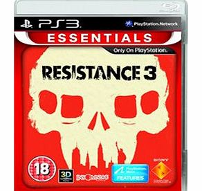 Resistance 3 (Essentials) on PS3