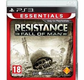 Resistance Fall of Man (Essentials) on PS3