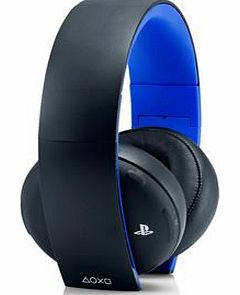 Sony Playstation Wireless Stereo Headset 2.0 on