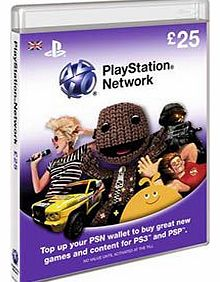 Sony PS3 Playstation Network Live Card on PS4